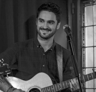 Álvaro Bermúdez de Castro, profesor de guitarra