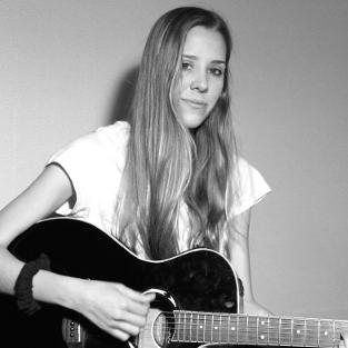 Manuela Docampo, profesora de guitarra